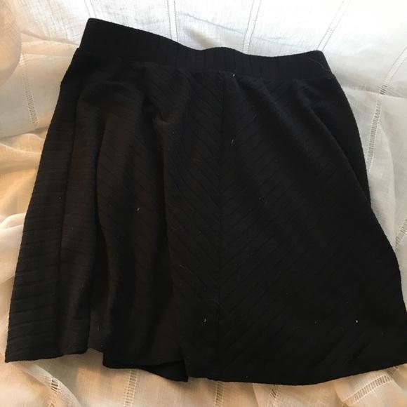 Joe Benbasset Dresses & Skirts - Textured Knit Mini Skirt